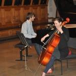 Museumsnacht 2012 - musikalische Begleitung