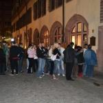 Museumsnacht 2011 - Eingang Verlies