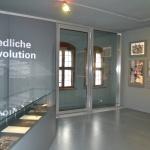 Ausstellungsteil Friedliche Revolution