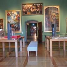 Ausstellung Luther im Disput