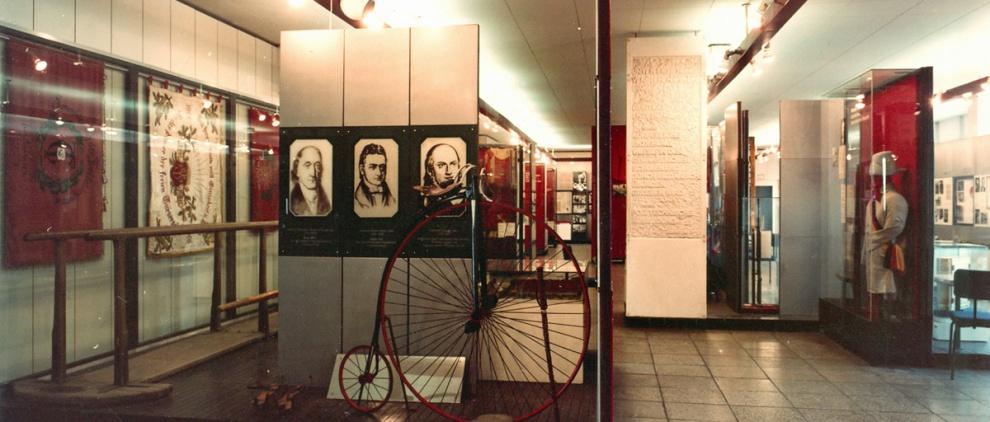ehemalige Ständige Ausstellung, um 1980