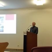 Referent Christoph Kaufmann