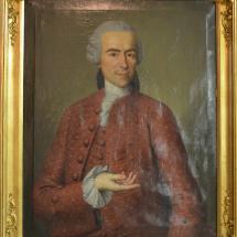 Porträt Amy Dumont, 1767 von Jakob Samuel Beck