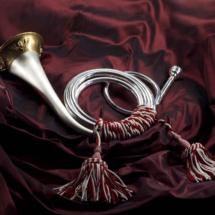 Steuart konnte das im Original nicht erhaltene Instrument detailgetreu nachbauen lassen.
