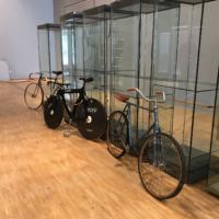 Die ersten Exponate für die Ausstellung wurden angeliefert