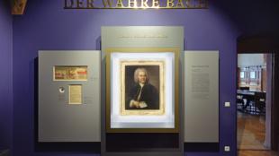 Das Musikerkabinett Der wahre Bach im Alten Rathaus, Foto: Punctum/Alexander Schmidt