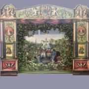 Papiertheater Dornröschen, nach 1870