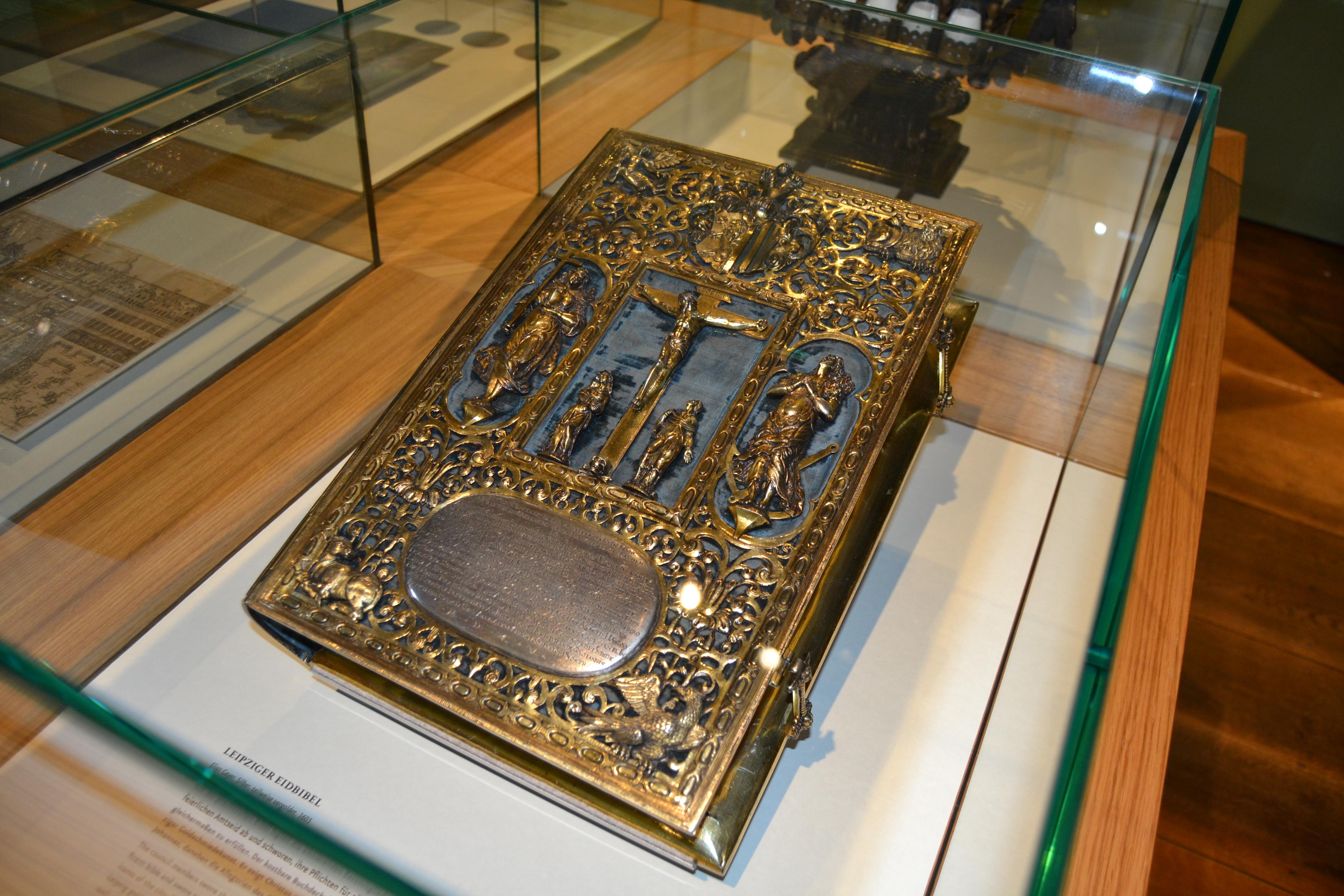 Eidbibel von 1605