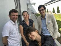 Mein letzter Tag im Museum, Michal Grabwoski, Kamila Buturla und Filip Obara