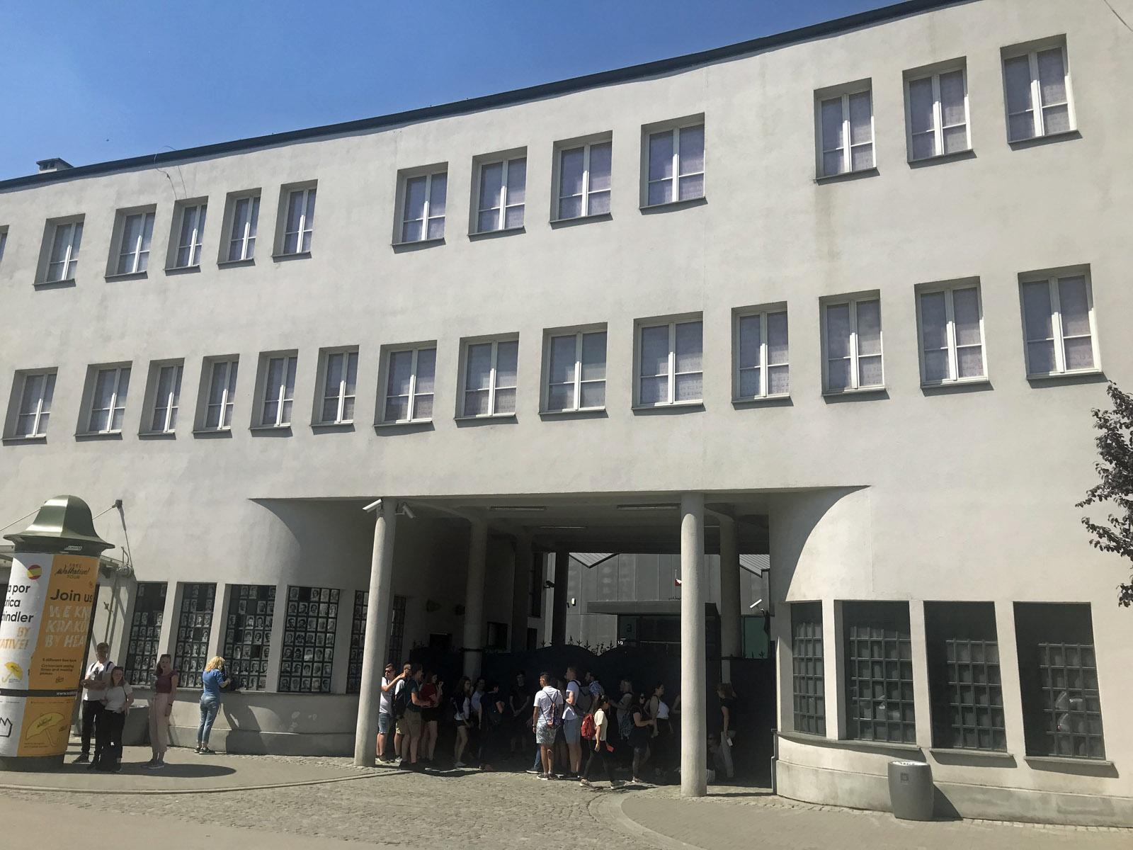 Oskar Schindler Fabrik
