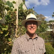 Robert Severin, der Weinbauer des Schillerhauses