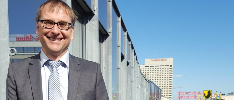 Amtsantritt Direktor Dr. Anselm Hartinger